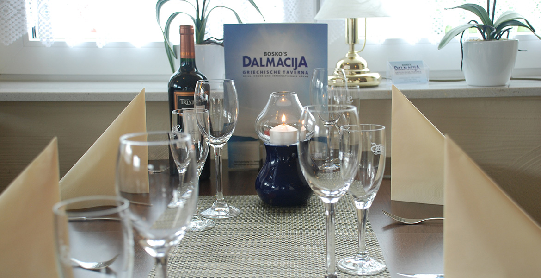 Essen in Flensburg - Restaurant Dalmacija